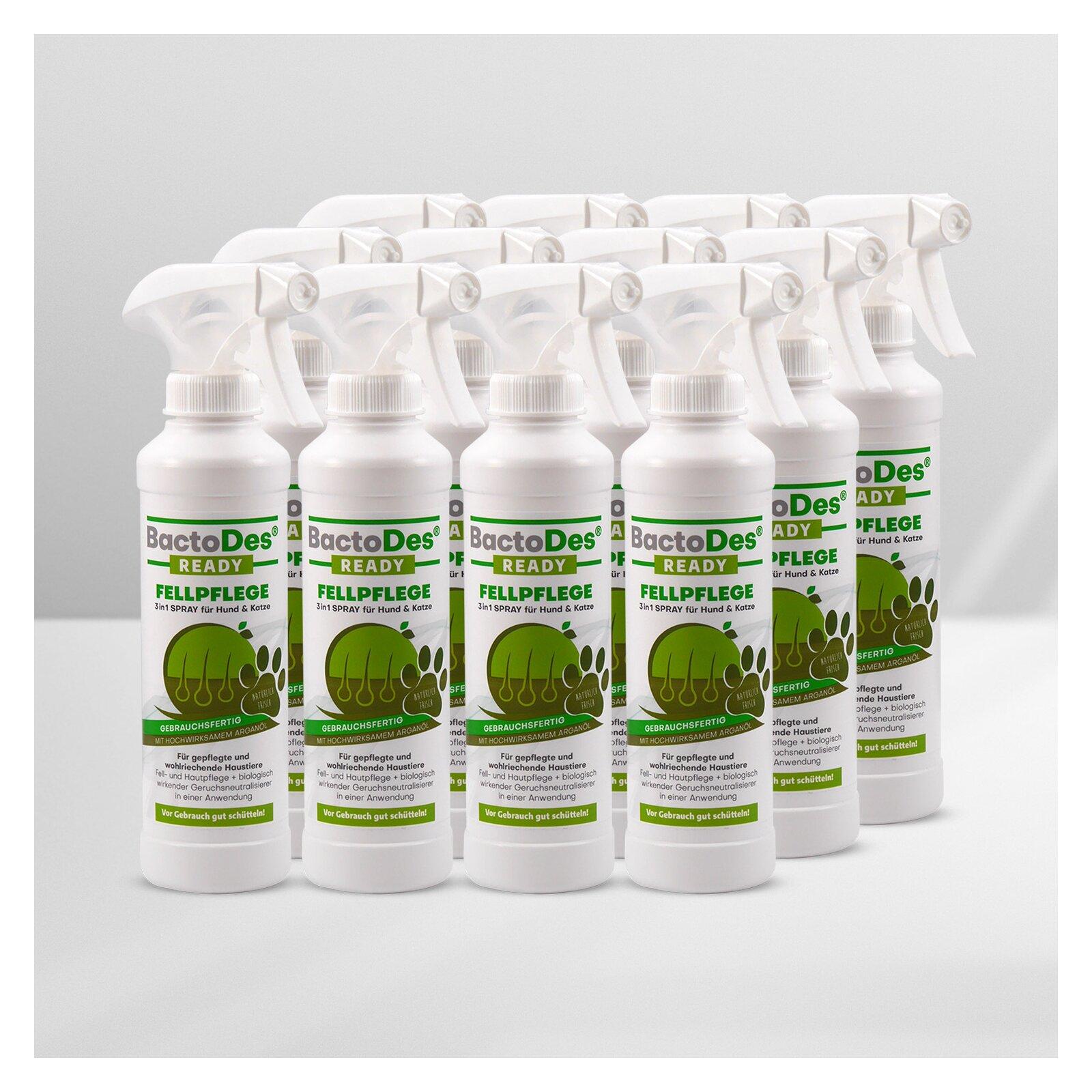BactoDes(R) Fellpflege 12 x 200ml Flasche