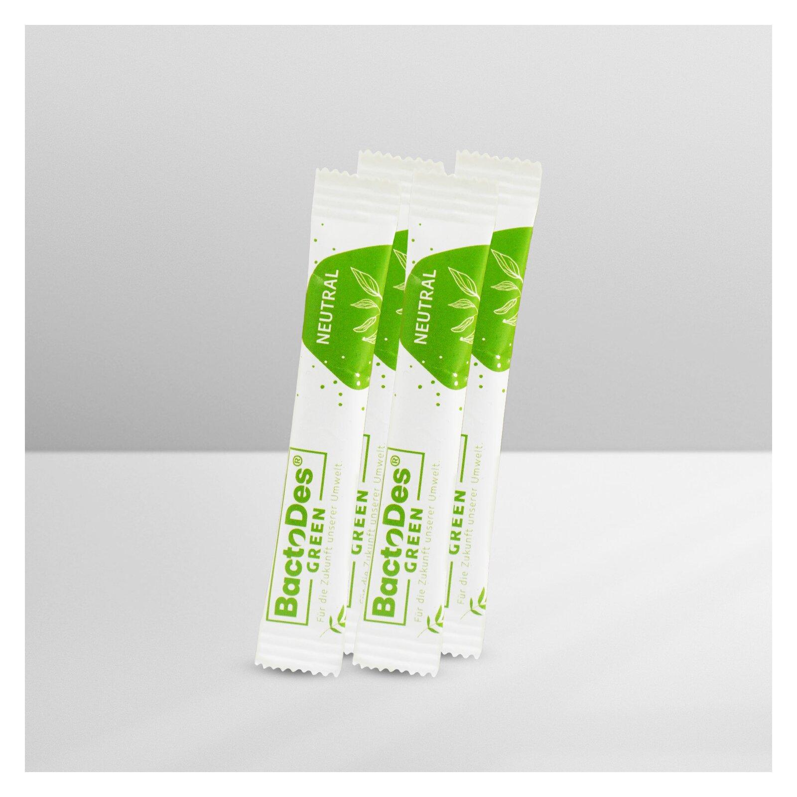 BactoDes(R) Green Neutral Stick 4 Sticks Nachfüllset