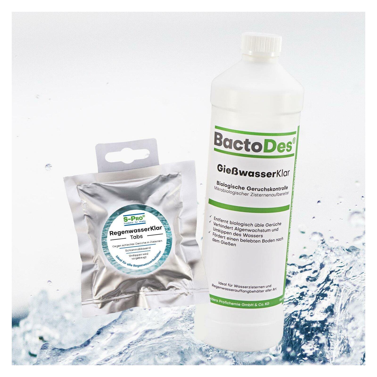 BactoDes(R) WasserKlar Bundle