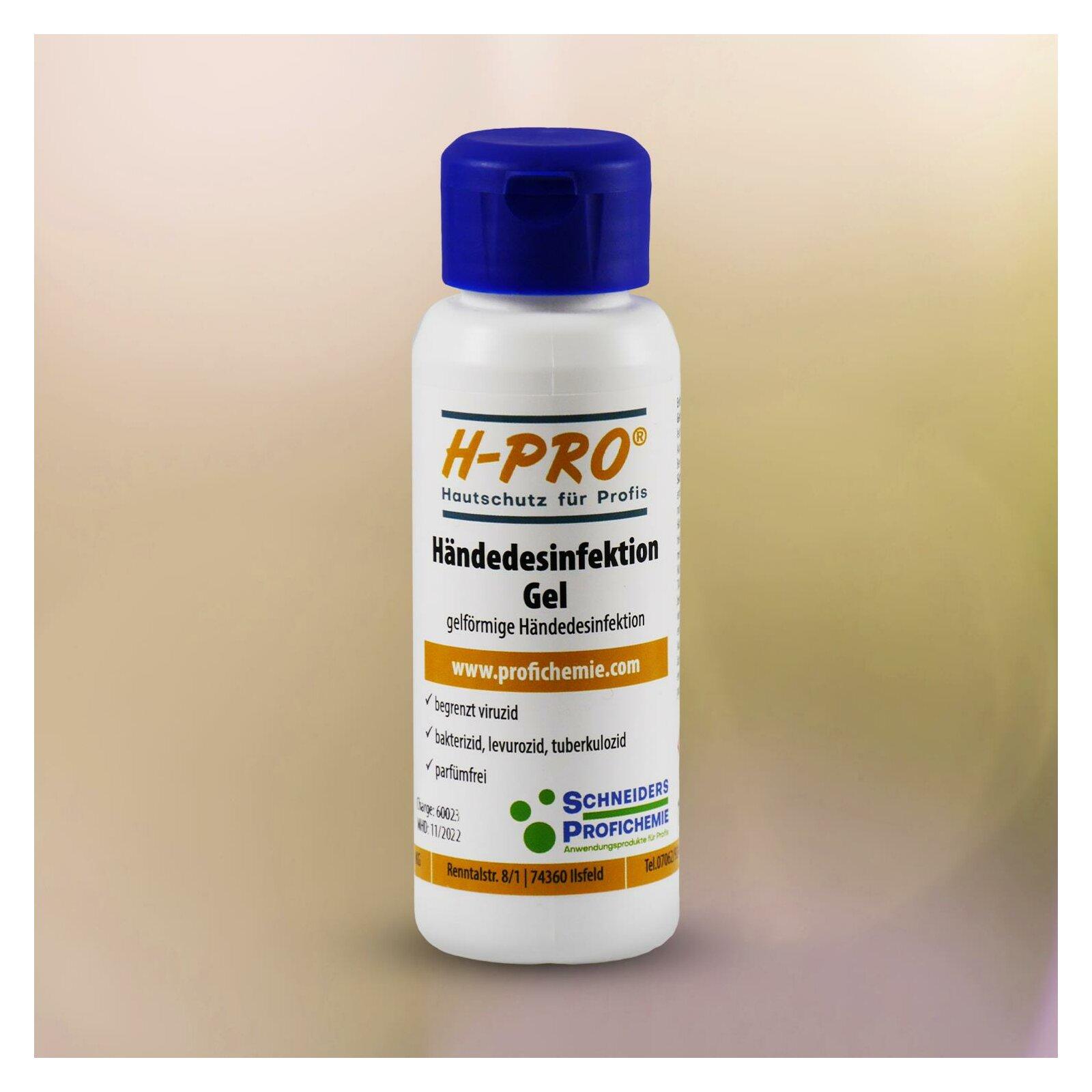HPro(R) Händedesinfektion Gel