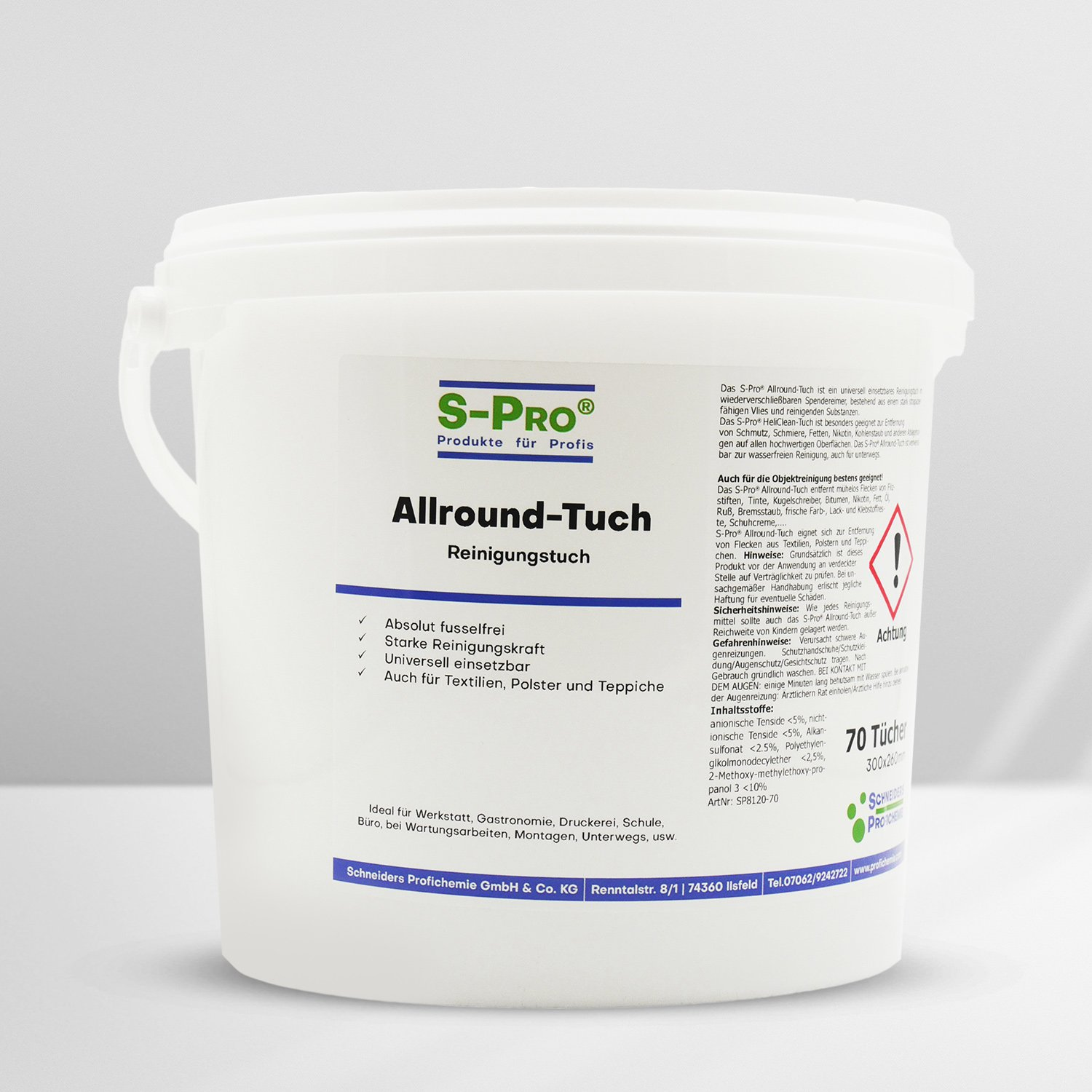 SPro(R) AllroundTuch